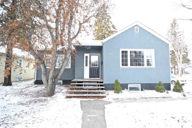 224 Cumberland Avenue N, Saskatoon, SK S7N 1M4 (MLS #SK792898) :: The A Team