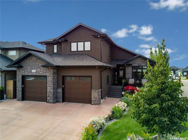 714 Paton Way, Saskatoon, SK S7W 0B8 (MLS #SK792907) :: The A Team