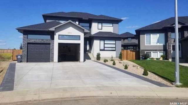 630 Kloppenburg Terrace, Saskatoon, SK S7W 0N7 (MLS #SK793180) :: The A Team