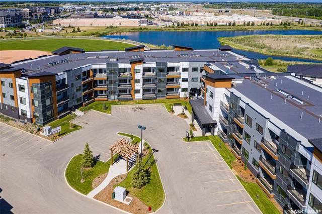 105 Willis Crescent #132, Saskatoon, SK S7T 0Z3 (MLS #SK793227) :: The A Team