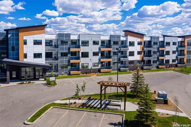 105 Willis Crescent #318, Saskatoon, SK S7T 0Z3 (MLS #SK793236) :: The A Team