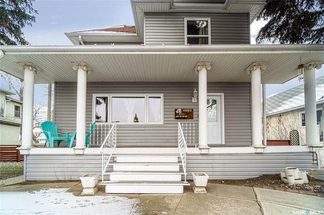 1156 Main Street N, Moose Jaw, SK S6H 3K9 (MLS #SK793389) :: The A Team