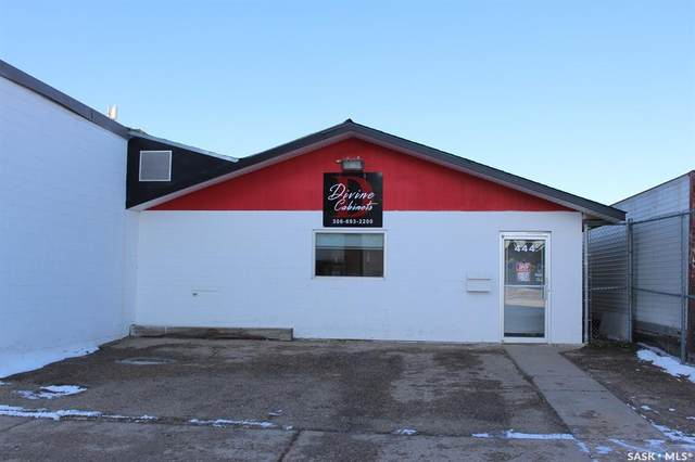 444 River Street W, Moose Jaw, SK S6H 6J6 (MLS #SK793390) :: The A Team