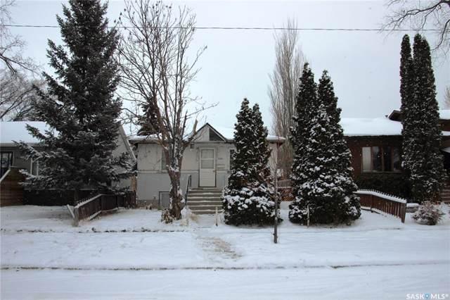 1426 G Avenue N, Saskatoon, SK S7L 2A9 (MLS #SK793505) :: The A Team