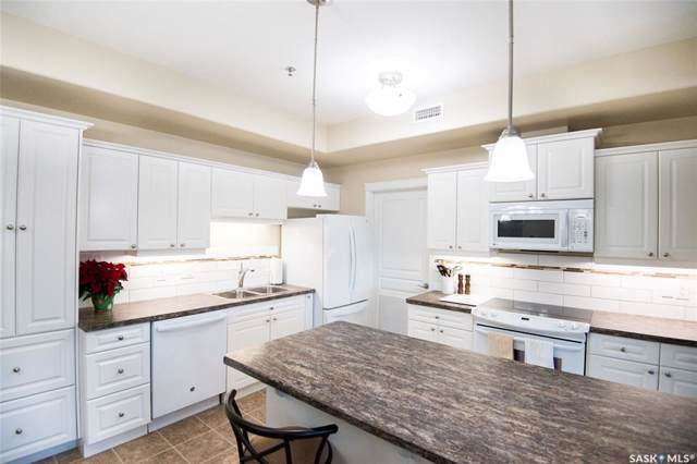 102 Armistice Way #312, Saskatoon, SK S7J 2Z6 (MLS #SK793542) :: The A Team