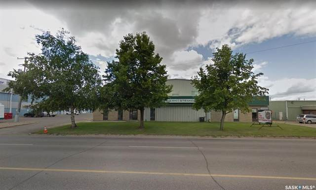 3235 Millar Avenue, Saskatoon, SK S7K 5Y3 (MLS #SK793543) :: The A Team