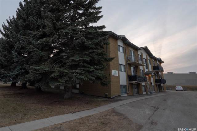 5 Columbia Drive #122, Saskatoon, SK S7K 1E3 (MLS #SK793579) :: The A Team
