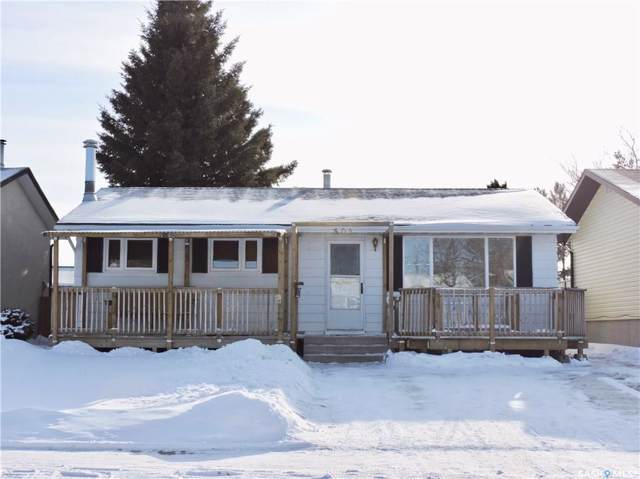 309 Meighen Crescent, Saskatoon, SK S7L 4W6 (MLS #SK793620) :: The A Team