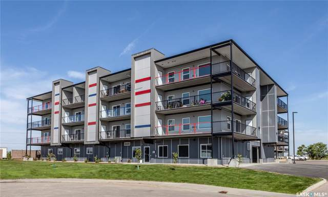 131 Beaudry Crescent #408, Martensville, SK S7T 0J1 (MLS #SK793643) :: The A Team