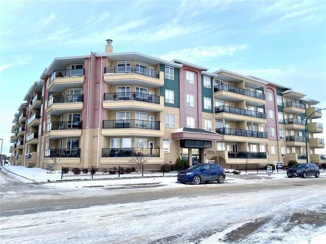 158 Pawlychenko Lane #116, Saskatoon, SK S7V 0C3 (MLS #SK793651) :: The A Team