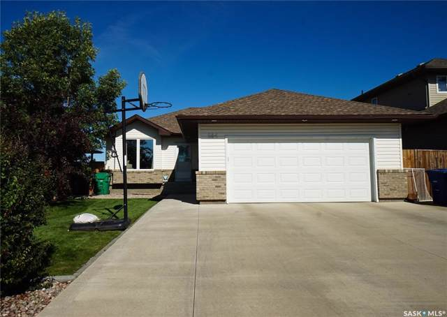 254 Denham Crescent, Saskatoon, SK S7K 1E8 (MLS #SK793678) :: The A Team