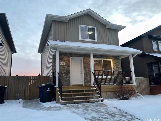 562 Geary Crescent, Saskatoon, SK S7R 0E6 (MLS #SK793698) :: The A Team