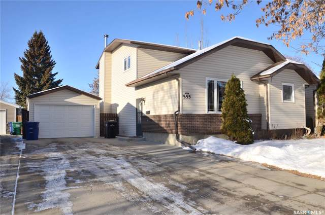 555 Nordstrum Road, Saskatoon, SK S7K 7X6 (MLS #SK793706) :: The A Team