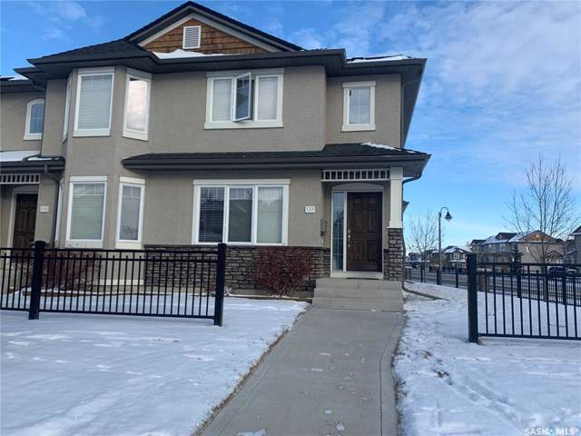 135 Ashworth Crescent #177, Saskatoon, SK S7T 0N1 (MLS #SK793736) :: The A Team