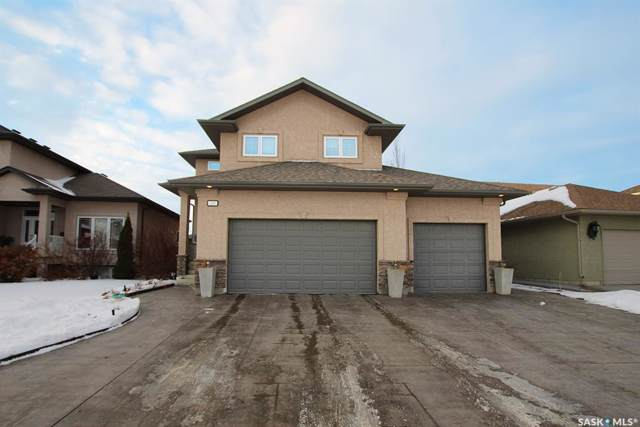 210 Trimble Lane, Saskatoon, SK S7W 0C9 (MLS #SK793778) :: The A Team