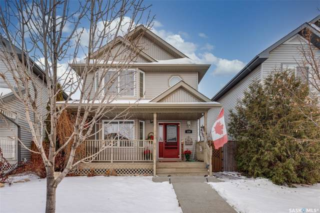 318 Denham Court, Saskatoon, SK S7R 1E5 (MLS #SK793818) :: The A Team