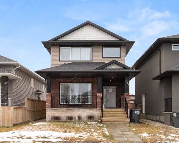 515 Marlatte Lane, Saskatoon, SK S7W 0S7 (MLS #SK793841) :: The A Team