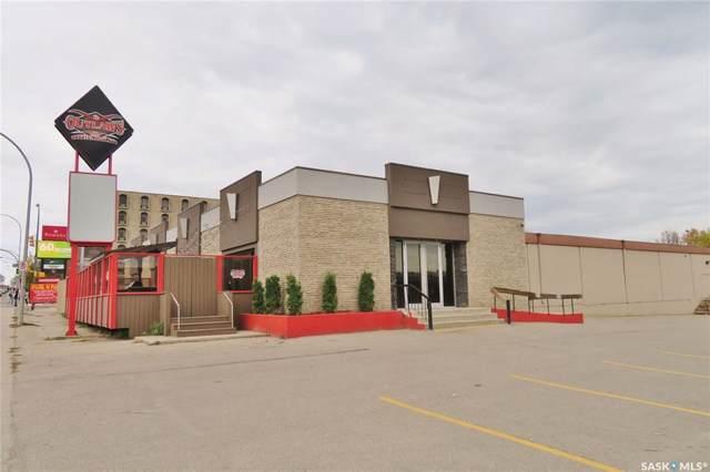 710 Idylwyld Drive N, Saskatoon, SK S7L 0Z2 (MLS #SK793845) :: The A Team