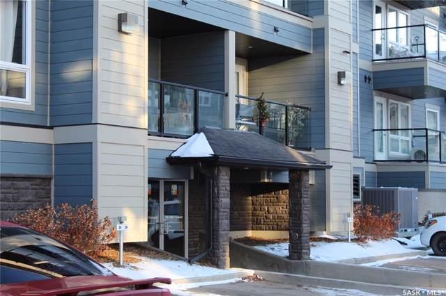 108 Willis Crescent #4209, Saskatoon, SK S7T 0W8 (MLS #SK793863) :: The A Team
