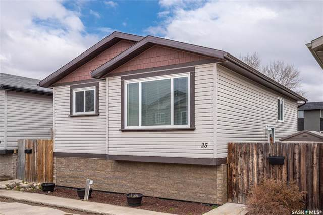 55 Borden Crescent #25, Saskatoon, SK S7L 5J9 (MLS #SK793883) :: The A Team