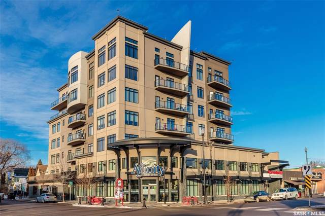 922 Broadway Avenue #303, Saskatoon, SK S7N 1B7 (MLS #SK794031) :: The A Team