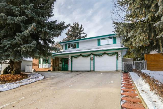 142 Columbia Drive, Saskatoon, SK S7K 1E9 (MLS #SK794092) :: The A Team