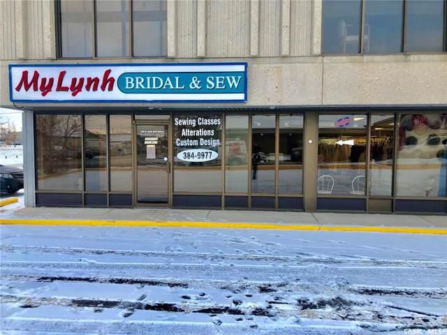1640 Idylwyld Drive N 106A, Saskatoon, SK S7L 1B1 (MLS #SK794165) :: The A Team