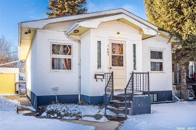 1405 F Avenue N, Saskatoon, SK S7L 1X6 (MLS #SK794184) :: The A Team