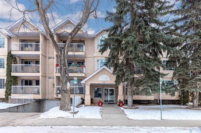 710 Eastlake Avenue #103, Saskatoon, SK S7N 1A3 (MLS #SK795230) :: The A Team