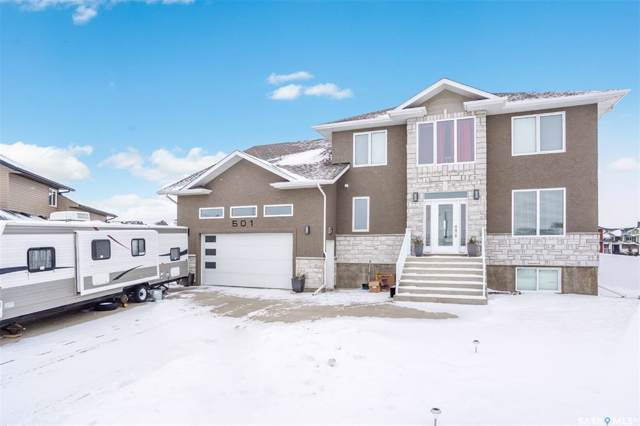 501 Couples Court, Warman, SK S0K 4S1 (MLS #SK795240) :: The A Team