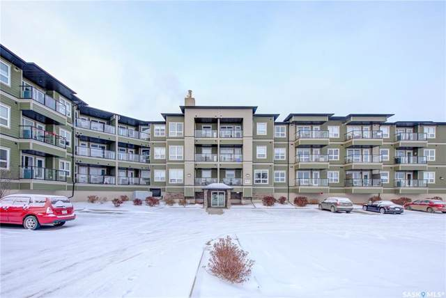 915 Kristjanson Road #121, Saskatoon, SK S7S 0B1 (MLS #SK795331) :: The A Team