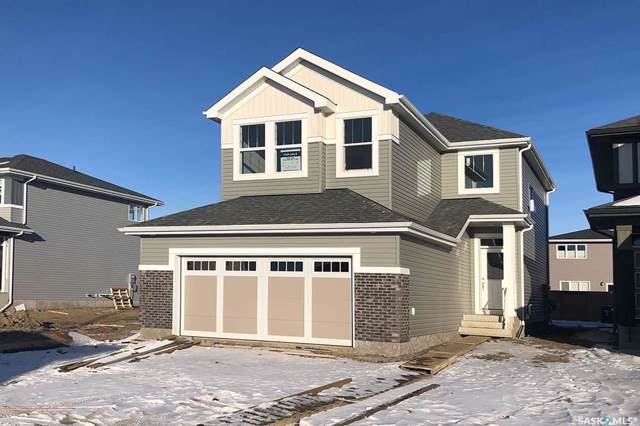 205 Dubois Crescent, Saskatoon, SK S0K 2T0 (MLS #SK795676) :: The A Team
