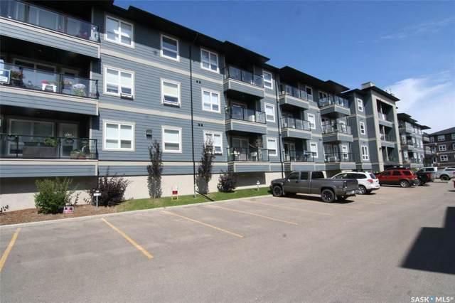 108 Willis Crescent #4112, Saskatoon, SK S7T 0W8 (MLS #SK795790) :: The A Team