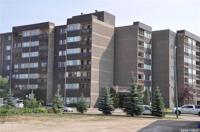351 Saguenay Drive 309-351 Saguney, Saskatoon, SK S7K 5T4 (MLS #SK795830) :: The A Team