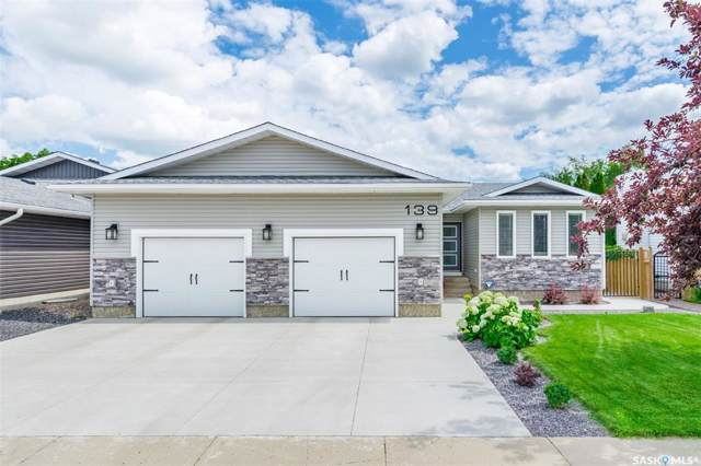 139 Biro Place, Saskatoon, SK S7K 7V6 (MLS #SK795837) :: The A Team