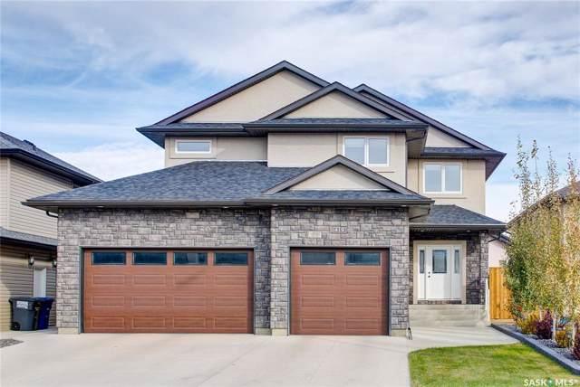 419 Werschner Lane, Saskatoon, SK S7V 0C9 (MLS #SK795877) :: The A Team