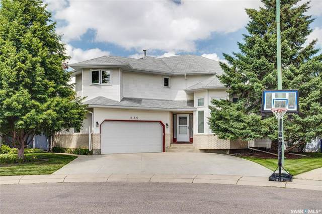 630 Brabant Place, Saskatoon, SK S7J 4Z3 (MLS #SK795997) :: The A Team
