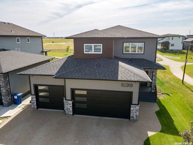 539 Bolstad Turn, Saskatoon, SK S7W 0X9 (MLS #SK796068) :: The A Team