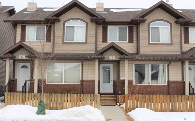622 Lamarsh Road #18, Saskatoon, SK S7W 1B5 (MLS #SK796091) :: The A Team