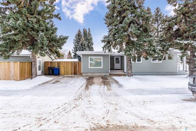 1601 Shannon Crescent, Saskatoon, SK S7H 2T8 (MLS #SK796173) :: The A Team