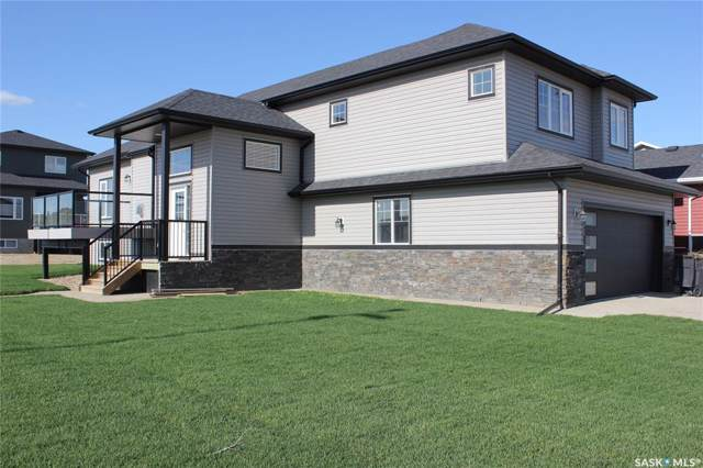 201 Valley Meadow Court, Swift Current, SK S9H 5N2 (MLS #SK796303) :: The A Team