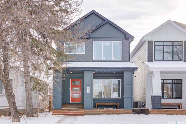 909 Osborne Street, Saskatoon, SK S7K 0Y6 (MLS #SK796779) :: The A Team