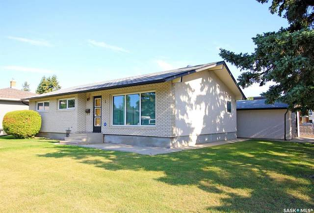 1 Dalewood Crescent, Yorkton, SK S3N 2P6 (MLS #SK799085) :: The A Team
