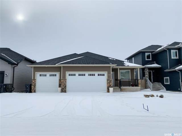 208 Valley Meadow Court, Swift Current, SK S9H 5N2 (MLS #SK799368) :: The A Team