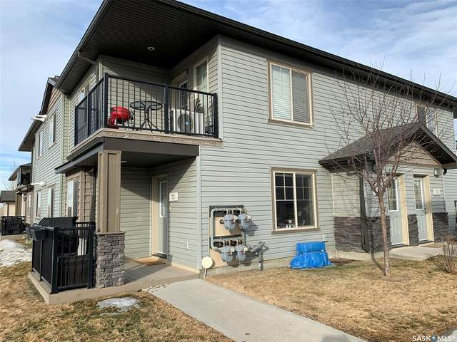 5537 Blake Crescent #73, Regina, SK S4X 4L8 (MLS #SK800722) :: The A Team