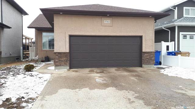 5761 Devine Place, Regina, SK S4X 0G4 (MLS #SK800799) :: The A Team