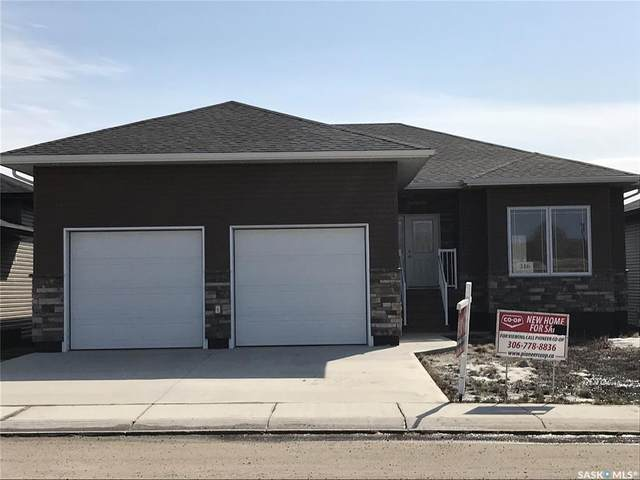 316 Valley Pointe Way, Swift Current, SK S9H 5N2 (MLS #SK801591) :: The A Team