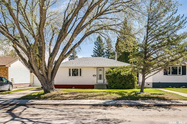 1809 Ewart Avenue, Saskatoon, SK S7H 2L1 (MLS #SK803125) :: The A Team