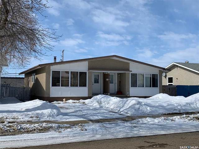 2103 101st Street A, North Battleford, SK S9A 1C2 (MLS #SK803131) :: The A Team