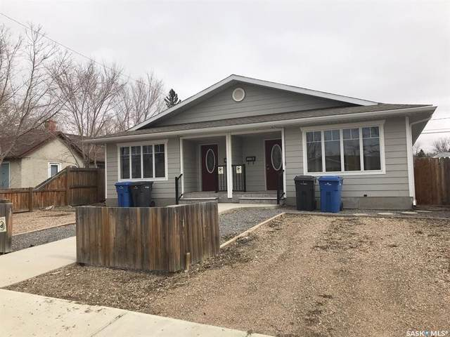 1232 108th Street B, North Battleford, SK S9A 2B4 (MLS #SK803223) :: The A Team
